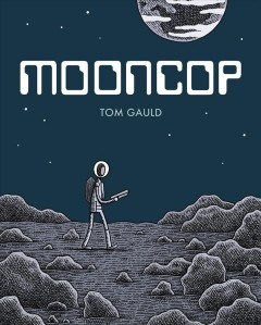Mooncopy by Tom Gauld